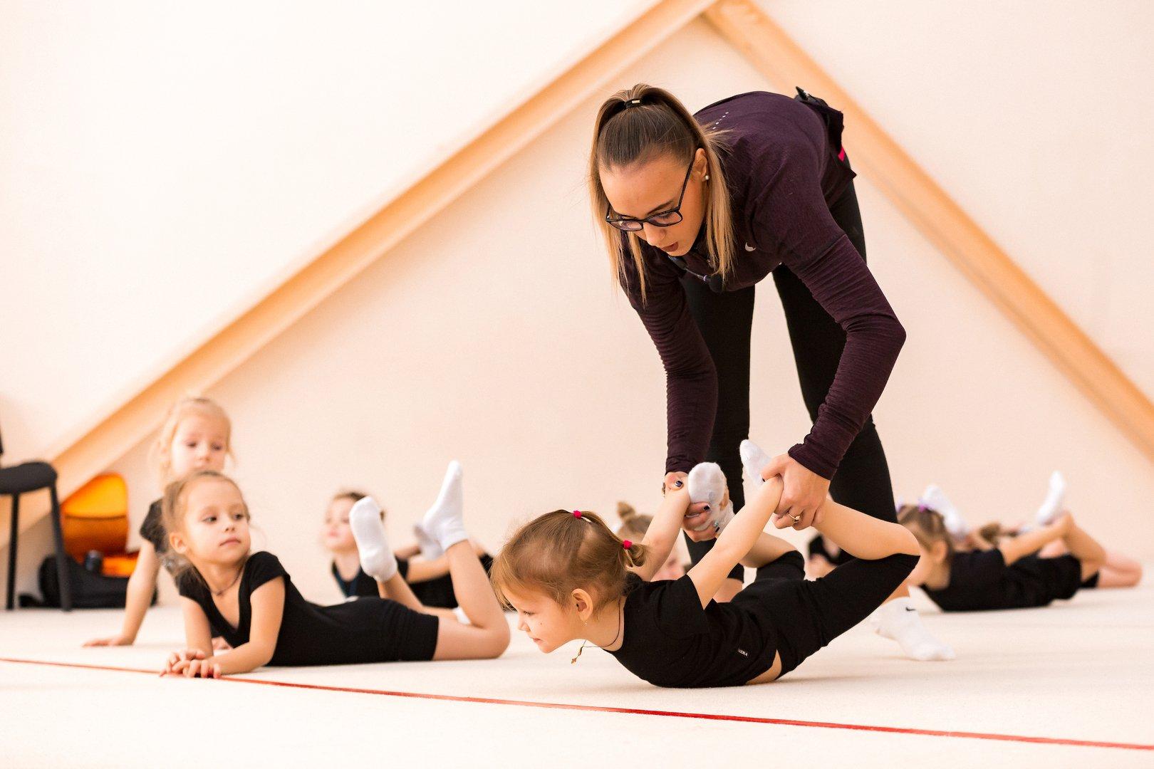 Картинки урок гимнастики